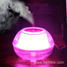 LED Humidifier Ball Light